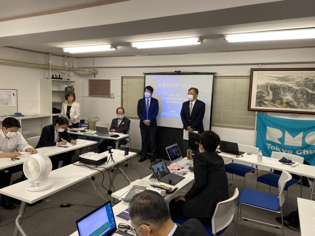 株式会社ウオールナット 代表取締役 齋藤 豊 様