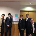 フレ研28期生卒業式 2