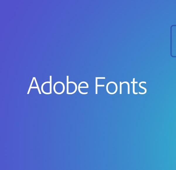 Adobe フォント